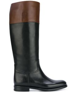 Church'S | Martina Boots 36 Calf Leather/Leather/Rubber