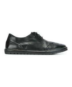 Marsell | Marsèll Brogue Detail Derby Shoes 39 Calf Leather/Leather/Rubber