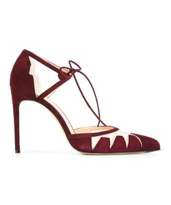 Bionda Castana | Lana Pumps 39 Suede/Leather/Nylon