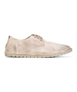 Marsell | Marsèll Lace-Up Derby Shoes 41.5 Suede/Leather/Rubber
