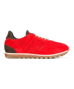 Alberto Fasciani | Sport Sneakers 43 Suede/Leather/Rubber