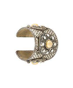 Christian Dior Vintage | Engraved Cuff