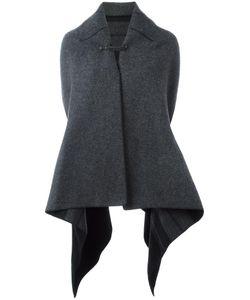 DEMOO PARKCHOONMOO | Reversible Cape 40 Wool