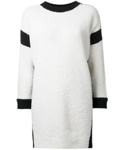 Theatre Products | Longsleeved Knit Dress Wool/Acrylic/Nylon/Alpaca
