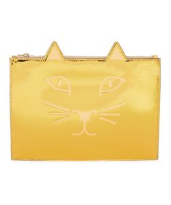 Charlotte Olympia | Kitty Clutch