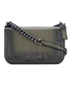 COACH | Flap Closure Shoulder Bag