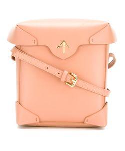 Manu Atelier | Mini Scratchproof Pristine Shoulder Bag