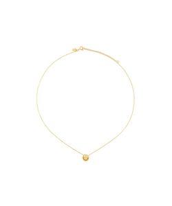 RUIFIER | Smile Pendant Short Necklace