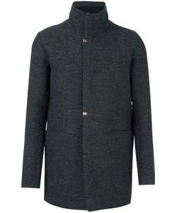 TAICHI MURAKAMI | Three Piece Coat 6 Wool/Ramie