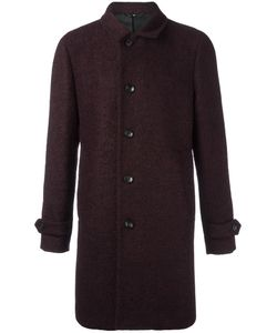 HEVO | Classic Mid Coat 52 Virgin Wool/Polyester/Polyamide/Viscose