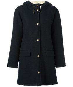A.P.C. | Hooded Coat 40 Wool/Polyester/Acrylic/Polyester