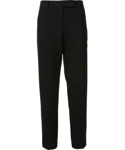 Trina Turk | Slim-Fit Cropped Tailored Trousers 12 Polyester/Spandex/Elastane/Cotton/Viscose