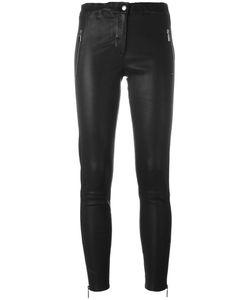 Arma | Cadiz Trousers 34 Cotton/Spandex/Elastane/Lamb Skin