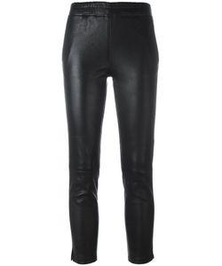 Arma | Provence Trousers 38 Cotton/Spandex/Elastane/Lamb Skin