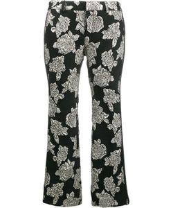 Faith Connexion | Cloqué Trousers 36 Polyester/Polyamide/Silk/Spandex/Elastane