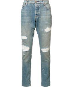 EN NOIR | Thermal Patch Jeans 32 Cotton/Spandex/Elastane