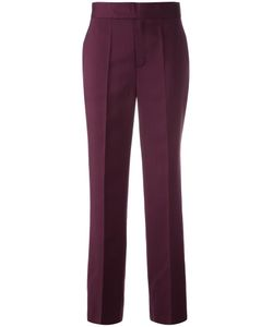 Ports | 1961 High-Rise Tailo Trousers 44 Wool/Silk/Cotton