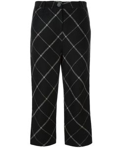 TONY COHEN | Kathleen Pants 38 Polyester/Viscose/Wool