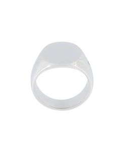 TOM WOOD | The Oval Signet Ring Adult Unisex 52