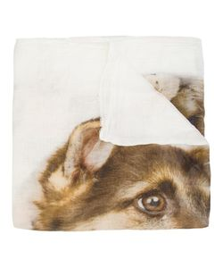 Ottotredici | Puppy And Kitten Scarf Modal/Silk