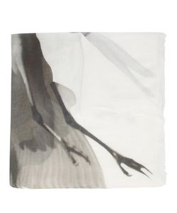 Ottotredici | Single Egret Scarf Modal/Silk