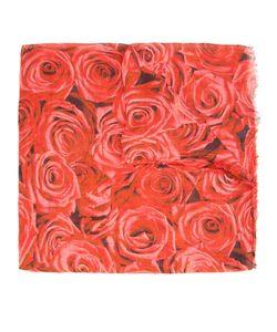 Ottotredici | Roses Scarf Modal/Silk