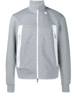 Moncler   Zip-Up Sweatshirt Medium Cotton