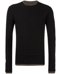 TAICHI MURAKAMI | Longsleeved T-Shirt 7 Wool/Cotton