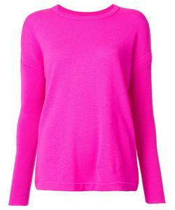 Magaschoni | Round Neck Jumper Medium Cashmere