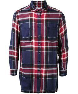 FAD THREE | Flannel Plaid Shirt Adult Unisex Rayon/Wool