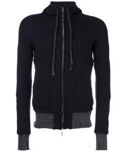 TAICHI MURAKAMI | Zipped Hoodie 7 Wool/Nylon