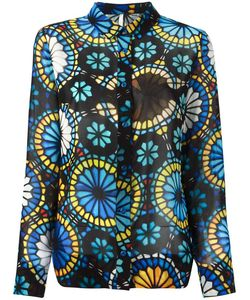 Miahatami | Stained Glass Print Shirt 44 Polyester