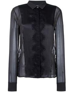 TONY COHEN | Yaelle Blouse 40 Silk/Polyester