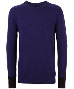 ZOE JORDAN | Curie Jumper Large Cashmere/Wool
