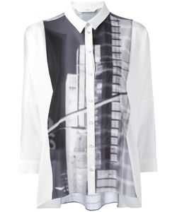 DEMOO PARKCHOONMOO | Printed Shirt 40 Polyester