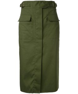 SCANLAN THEODORE | Safari Skirt 8 Cotton