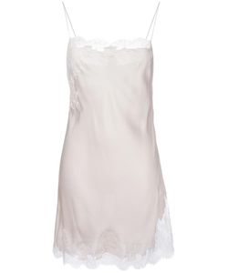 Carine Gilson | Lace Short Camisole Night Dress Small