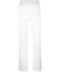 Carine Gilson | Plain Pants Small Silk