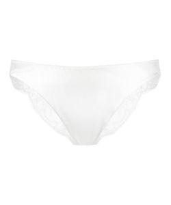 Carine Gilson | Lace Culottes Medium Silk/Spandex/Elastane