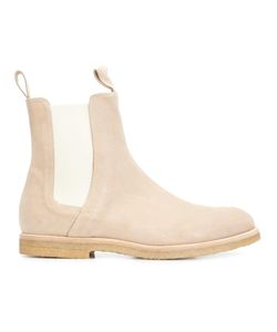 Daniel Patrick | Chelsea Ankle Boots 41 Suede/Leather/Rubber