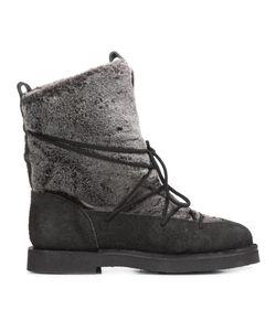 HENDER SCHEME | Vostok Boots 9.5 Lamb Skin/Leather/Rubber