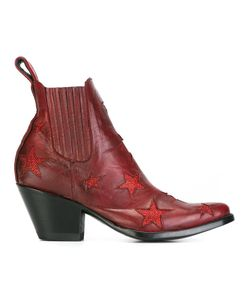 Mexicana | Circus Ankle Boots 39 Leather
