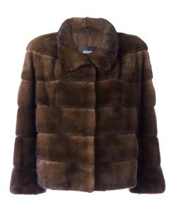 Arma | Short Fur Jacket 38 Polyester/Mink Fur