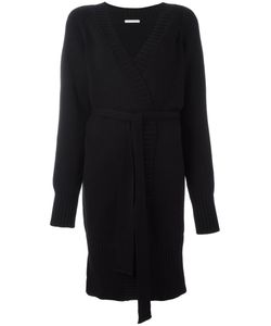 SOCIETE ANONYME | Société Anonyme M Belted Cardi-Coat Small Merino