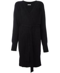 SOCIETE ANONYME | Société Anonyme M Belted Cardi-Coat Small Merino