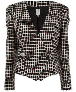 Emanuel Ungaro Vintage | Bouclé Knit Jacket 42