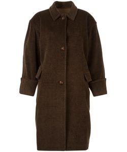 JIL SANDER VINTAGE | Oversized Coat 40