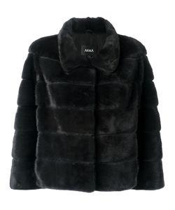 Arma | Short Fur Jacket 36 Polyester/Mink Fur