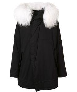 NIL0S | Hood Print Parka 3 Cotton/Nylon/Polyurethane/Wool
