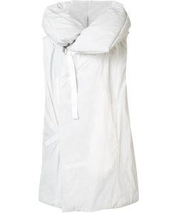 NIL0S | Oversized Hooded Gilet 2 Cotton/Nylon